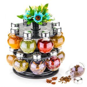 Darkpyro 16 Pcs Spice Rack Jumbo-005
