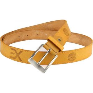 eXcorio  Men Casual Tan Genuine Leather Belt-027