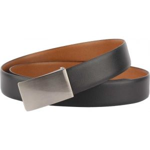 eXcorio  Men Casual Black, Tan Artificial Leather Reversible Belt