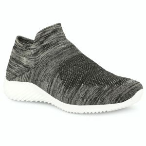 Prince Men's Grey Running Walking Sneakers-014