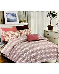City Designed Double Bed Sheet