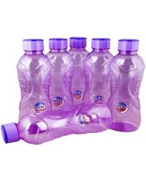 Nayasa Fancy Water Bottle (Pack of 60) 1000ml