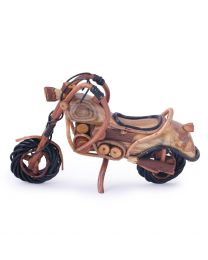 Wooden Decorative bike