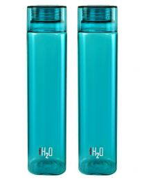 Cello H2O Blue Color Water (Bottle Pack of 2)