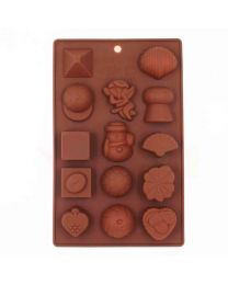 Darkpyro 2 pcs Chocolate bar Silicon  Mould