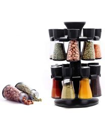Darkpyro 16 Pcs Spice Rack -004