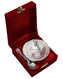 INC Silver Plated Bowl