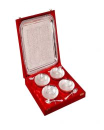 INC Silver Plated Bowl (Set of 4)