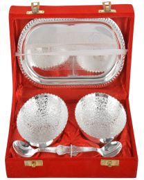 INC Silver Plated Bowl (Set of 2)