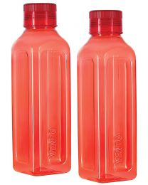Vento Water Bottle (Pack of 2)