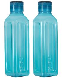 Vento Blue Water Bottle (Pack of 2)