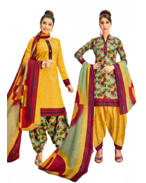 Harihar Unstiched Suit for women's & Girls
