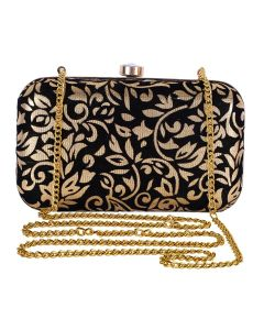 Evening Bag for Women, Floral Wedding Evening Hand carry Purse Bride Party Clutch Bag-OLD-13