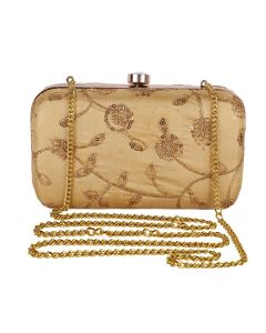 Evening Bag for Women, Floral Wedding Evening Hand carry Purse Bride Party Clutch Bag-OLD-14
