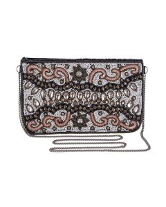 Evening Bag for Women, Floral Wedding Evening Hand carry Purse Bride Party Clutch Bag-OLD-15