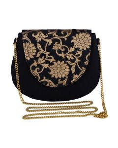 Evening Bag for Women, Floral Wedding Evening Hand carry Purse Bride Party Clutch Bag-OLD-18