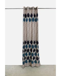 City Premium Long Curtains (12ft) Pack of 2