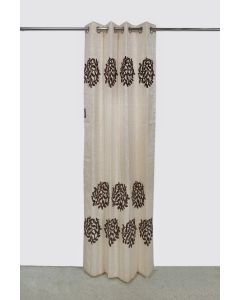 City Eyelet Long Curtains Pack of 2